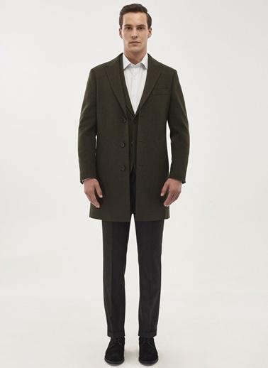 Altınyıldız Classics Palto Haki